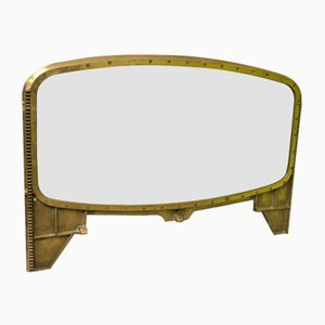 Italian Ship's Mirror, 1930s