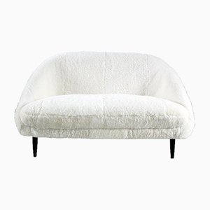 Model 115 Sheepskin Sofa by Theo Ruth for Artifort, 1959