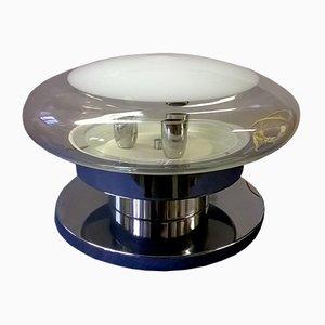 Lámpara de mesa de Roberto Pamio para Leucos, años 60
