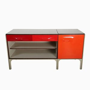 Vintage Desk by Raymond Loewy for DF2000