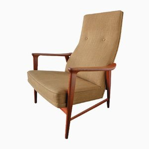 Swedish Lounge Chair,1960s