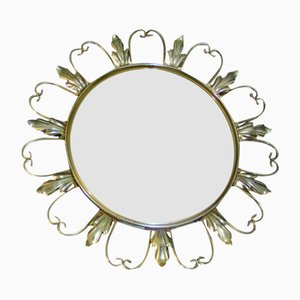 Specchio rotondo, Francia, anni '60