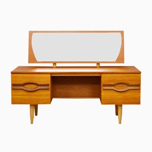 Mid-Century Teak Dressing Table, 1960s