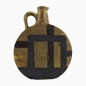 Keramik Krug Vase von Aldo Londi für Bitossi, 1950er