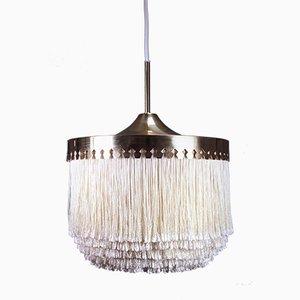 Silk Fringe Pendant by Hans-Agne Jakobsson, 1960s
