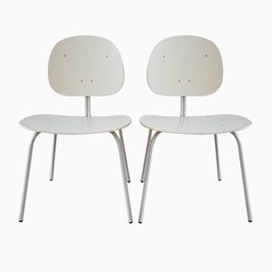 Vintage Side Chairs, 1960s, Set of 2