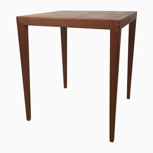 Danish Side Table by Severin Hansen, 1960s