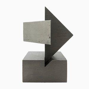 Scultura modulare di Carlo Mo per Tecno, 1981