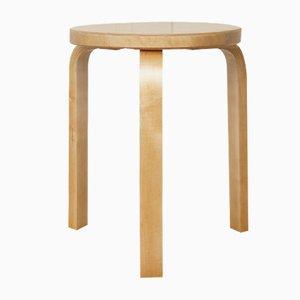 Hocker 60 von Alvar Aalto für Artek, 1950er