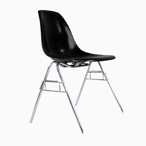 Fiberglass Side Chairs by Charles & Ray Eames for Vitra, Set of 2
