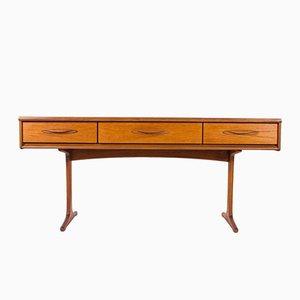 Vintage Teak Console Table from Austinsuite
