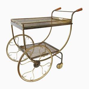Chariot de Bar Mid-Century Moderne par Josef Frank pour Svenskt Tenn, 1950s