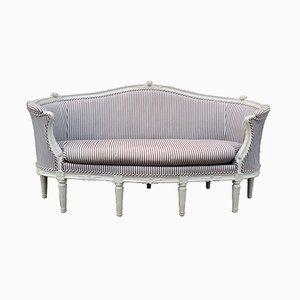 Antikes Schwedisches Sofa, 17. Jh.