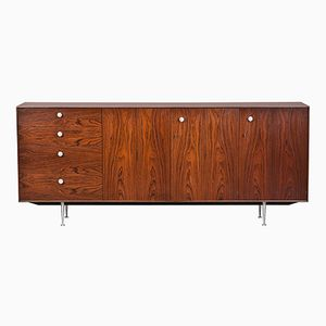 Vintage Rosewood Credenza by George Nelson for Herman Miller