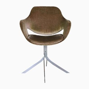 Silla francesa vintage, años 60