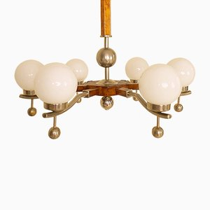 Art Deco Chandelier, 1930s