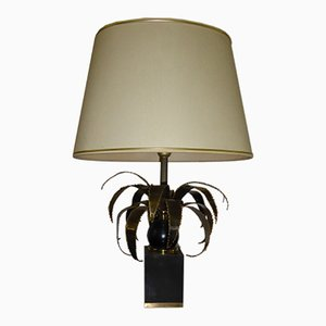 Vintage Palm Tree Lamp