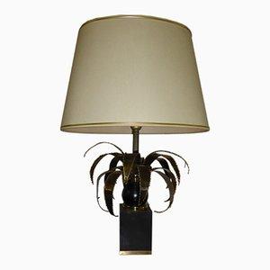 Vintage Palmen Lampe