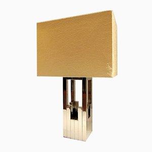 Lampada da tavolo vintage di Willy Rizzo per Lumica