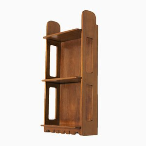 Wall Shelf in Mahogany by Josef Frank for Svensk Tenn