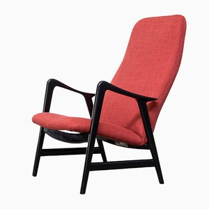 127/57 Armchair by Alf Svensson for Artifort, 1950s