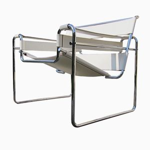 B3 Wassily Chair by Marcel Breuer for Gavina