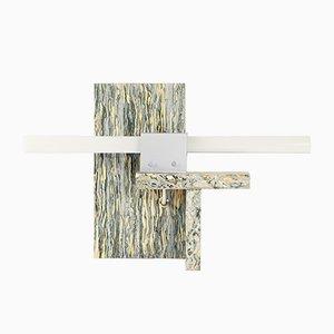 Structural Skin Table Lamp Nº03 by Jorge Penadés, 2017