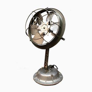 Mid-Century French Handmade Industrial Fan