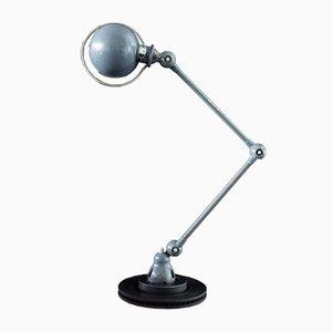 Lámpara industrial vintage de Jean-Louis Domecq para Jieldé
