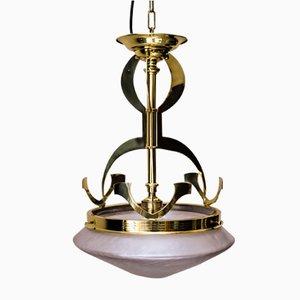 Art Nouveau Ceiling Lamp