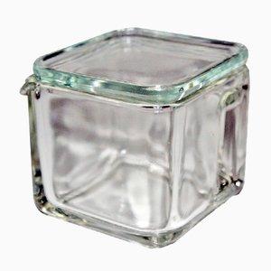Kubus Glaskanne von Wilhelm Wagenfeld für Weißwasser