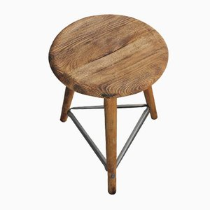 German Industrial Stool from AMA Schemel, 1930s