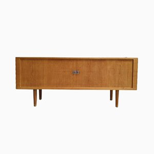 Danish RY-25 Oak Sideboard by Hans Wegner for RY Mobler, 1960s