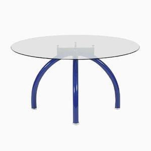 Tavolo da pranzo Spyder di Ettore Sottsass per Knoll, 1984