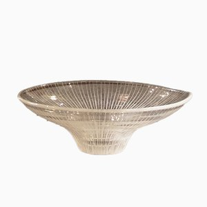 Mid-Century Striped Bowl by Tapio Wirkkala for Iittala