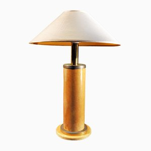 Tischlampe von Aldo Tura, 1970er