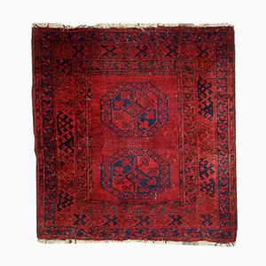 Tappeto Ersari antico fatto a mano, Afganistan, inizio XX secolo