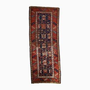 Antiker Handgeknüpfter Karabagh Teppich, 1880er