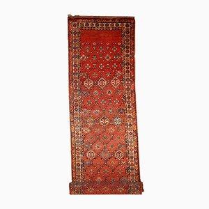Handgearbeiteter antiker nahöstlicher Teppich, 1900er