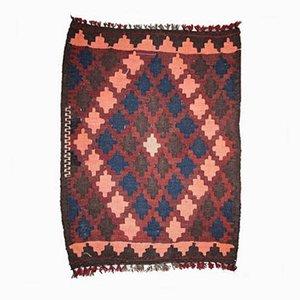 Handgeknüpfter Afghanischer Vintage Kilim Teppich, 1960er