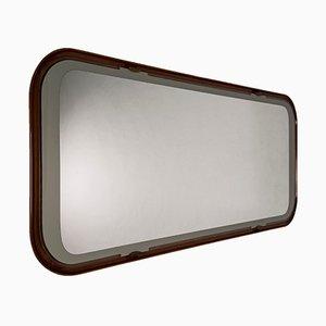 Espejo de pared italiano, años 50