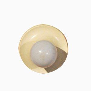 Mid-Century Lightball Wandlampe von Castiglioni Brothers für Flos