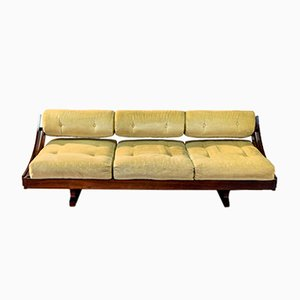 Champagne-Colored GS 195 Daybed by Gianni Songia for Sormani, 1963