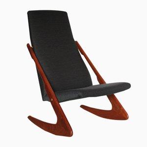 Rocking Chair Mid-Century de Mogens Kold