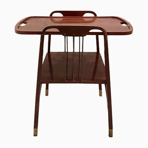 Viennese Secession Tea Table from Thonet