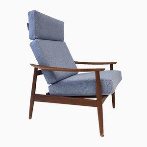 FD-164 Teak Chair by Arne Vodder for France & Søn, 1960s