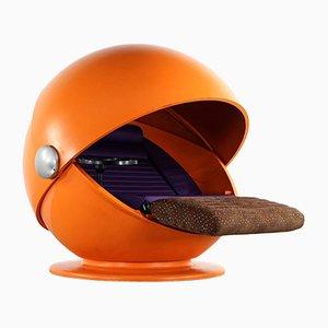Chaise Sunball par Selldorf & Rijs pour Rosenthal, 1960s