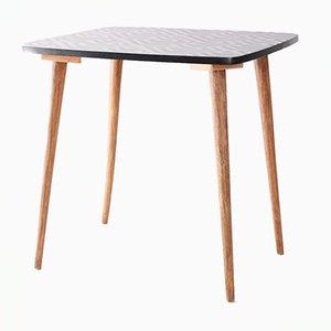 Table d'Appoint Vintage avec Motif Géométrique, 1960s