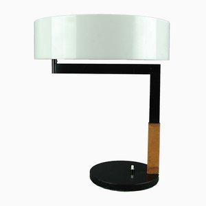 Lámpara de escritorio modelo 1277 de J.T. Kalmar para Kalmar, años 60