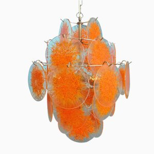 Murano Glass Pendant by Gino Vistosi, 1960s